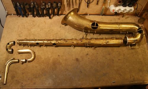 Conn New Wonder baritone 1926