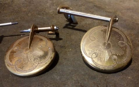Beautiful key engravings
