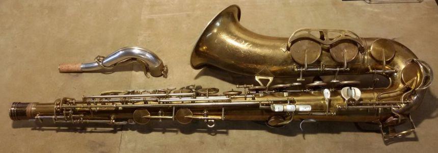 Sax restored