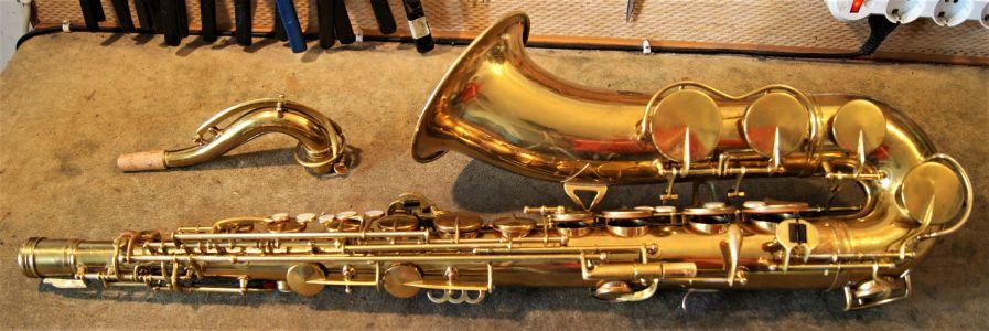 Restored sax