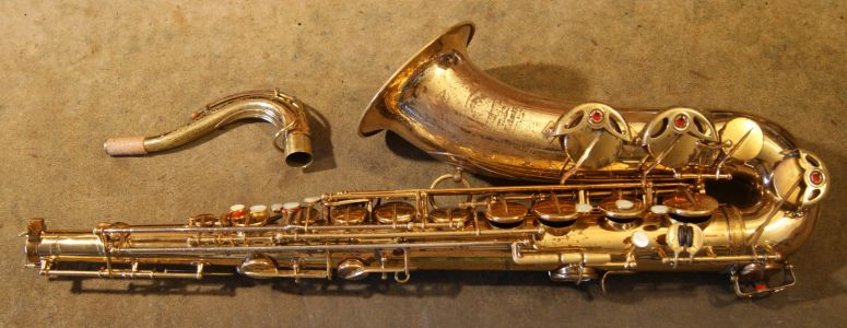 Selmer Super Balanced Action complete overhaul