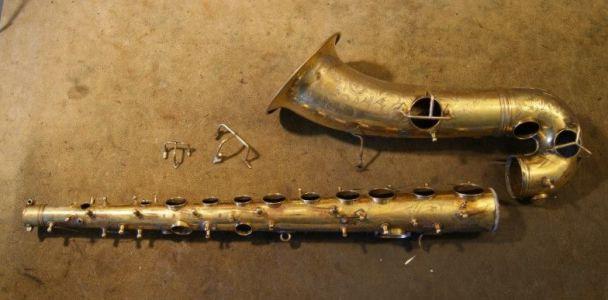 Sax restoration