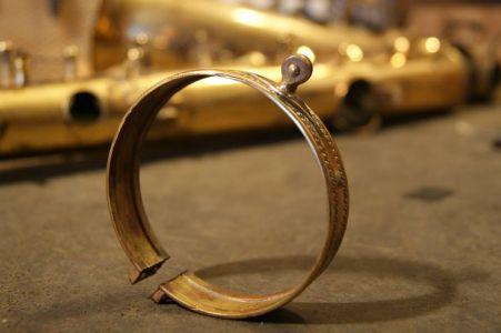 Restored ring